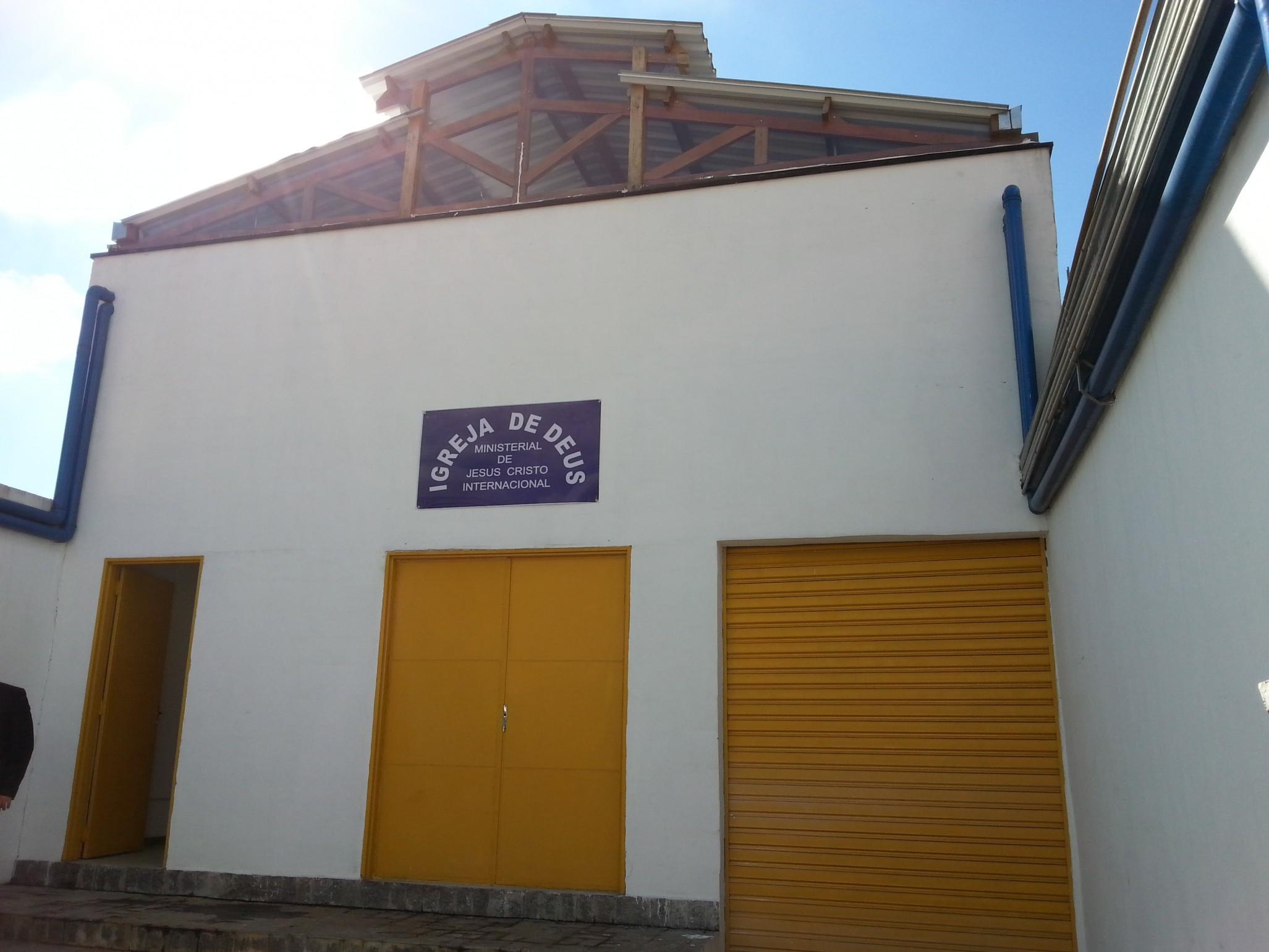 Inauguración Iglesia en São Paulo – Brasil