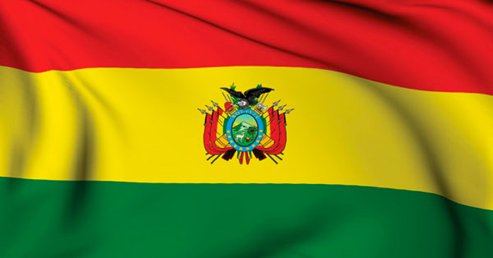 Novedad: 12 de Octubre, Iglesia en Bolivia
