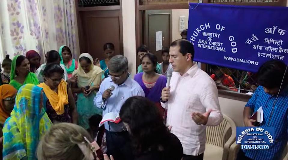Próximas reuniones en Nueva Delhi India