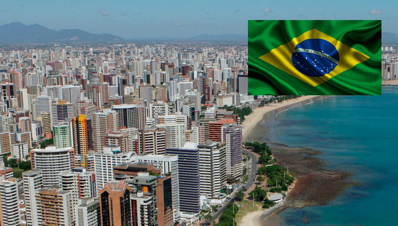 Primer Culto de enseñanza en Fortaleza – Brasil