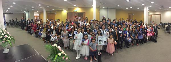 Fotografía – Estudio bíblico en Nueva Zelanda