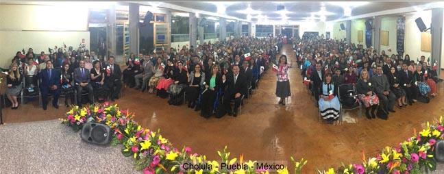 Photos: Bible Study in Cholula, Puebla, Mexico