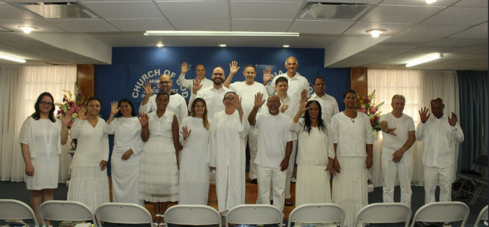 Water Baptisms in Puerto Rico – September 2017