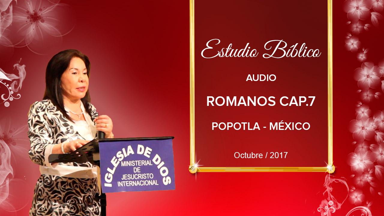 Audio: Romanos 7