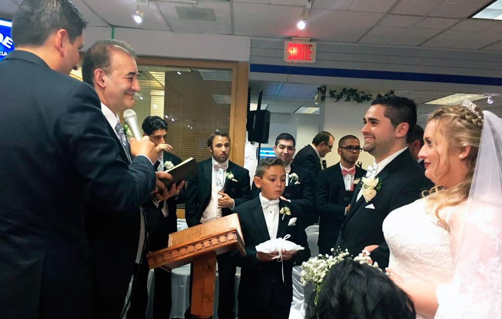 Matrimonio In Tre : Fotos del matrimonio entre el hno nicholas y la hna