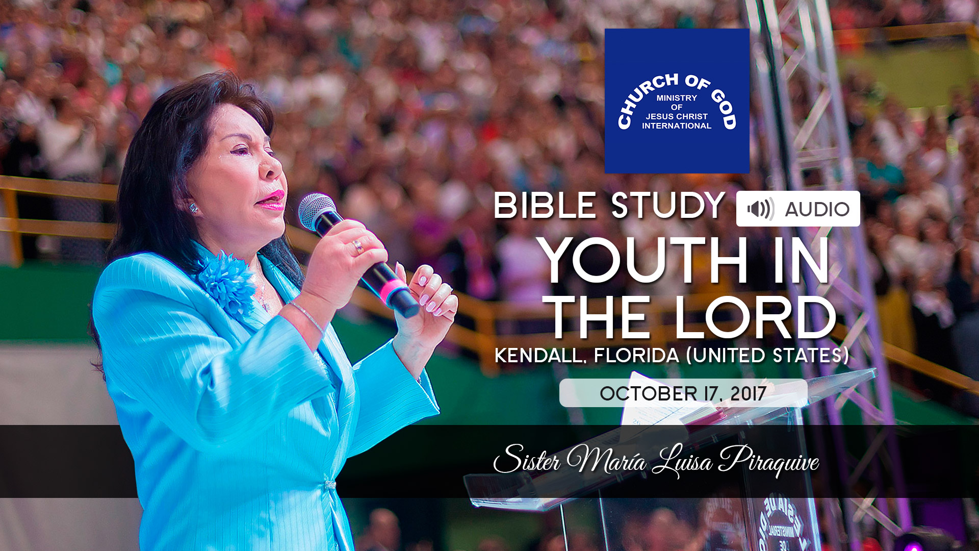Bible Study: Youth in The Lord (Audio)
