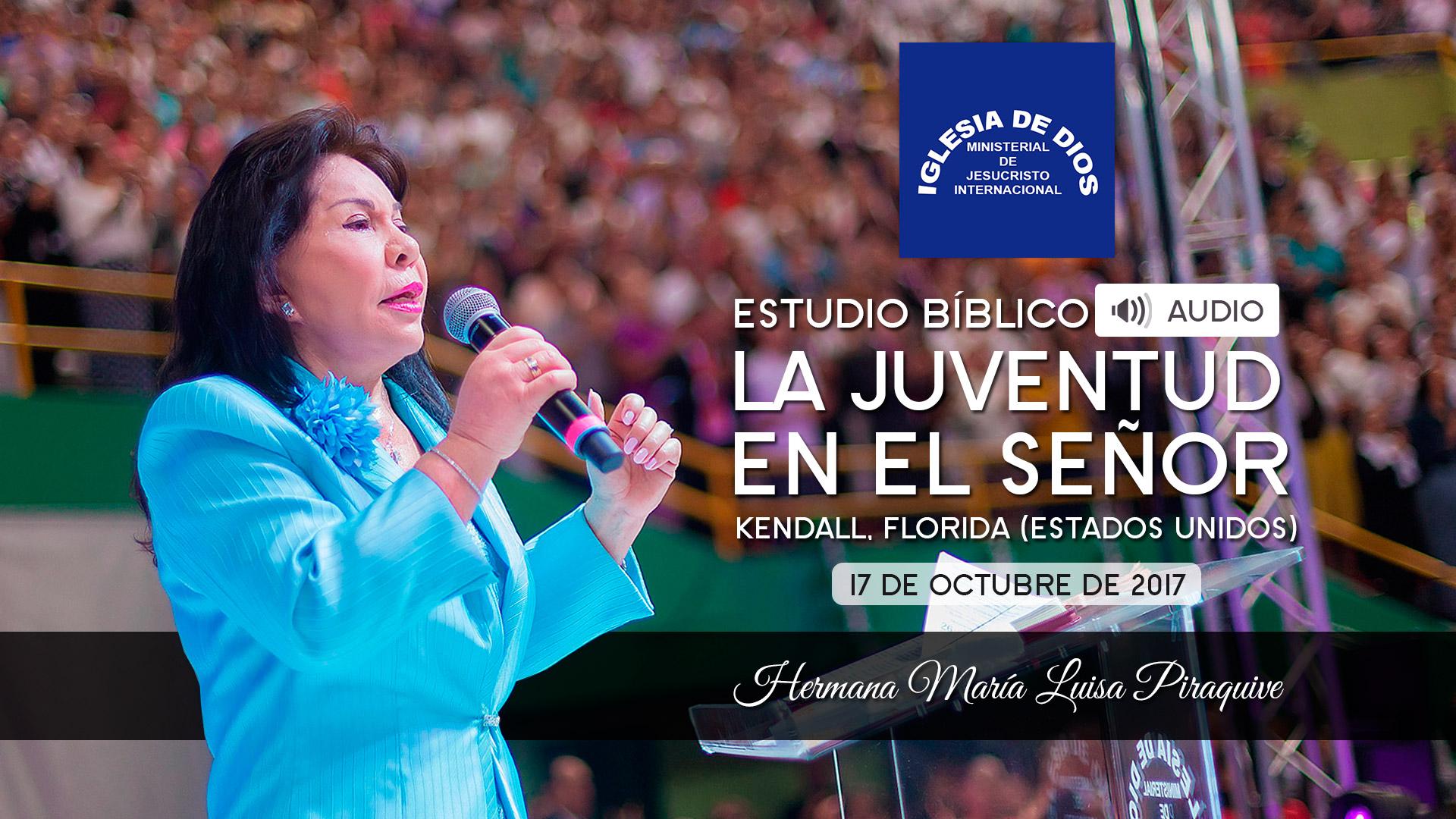 Audio, Estudio Bíblico: La Juventud en el Señor