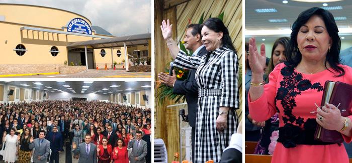 Fotos de los Estudios Bíblicos en Quito, Ecuador (3 y 4 de febrero de 2018)