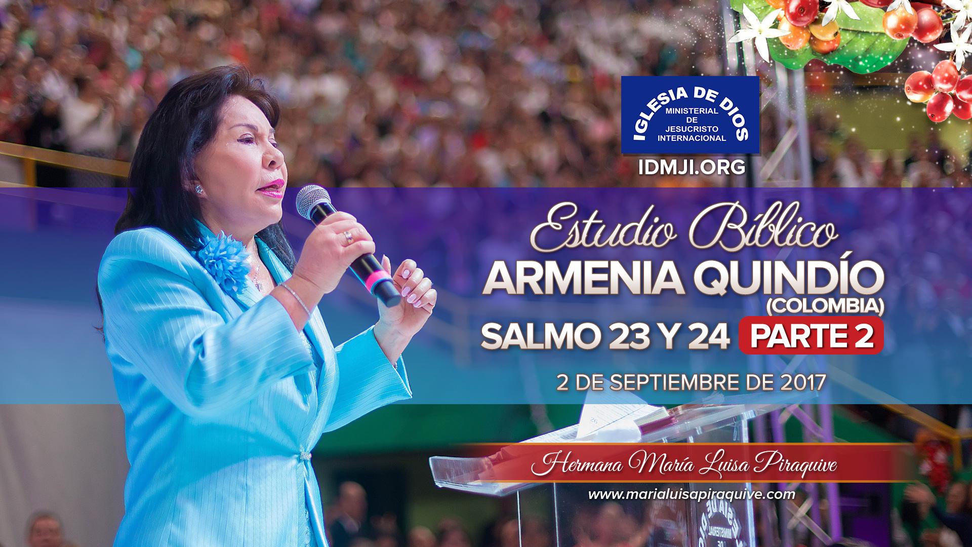 Estudio bíblico: Armenia, Colombia (Parte 2)