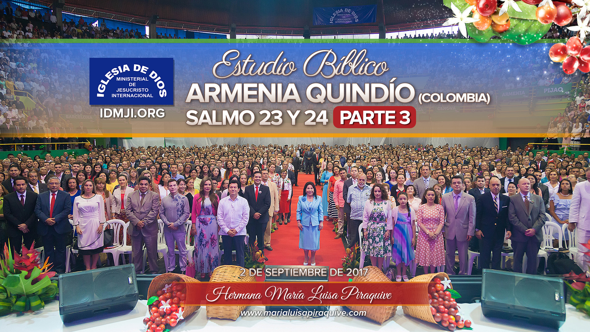 Estudio Bíblico: Armenia (Parte 3)