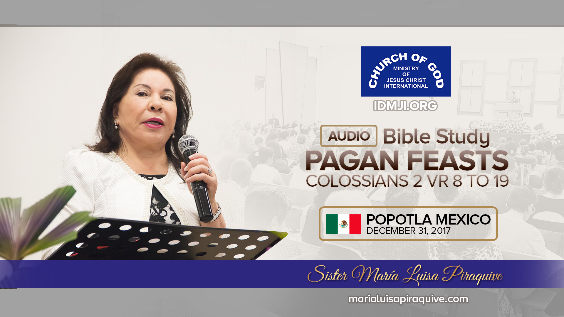 (Audio) Bible Study: Pagan Feasts