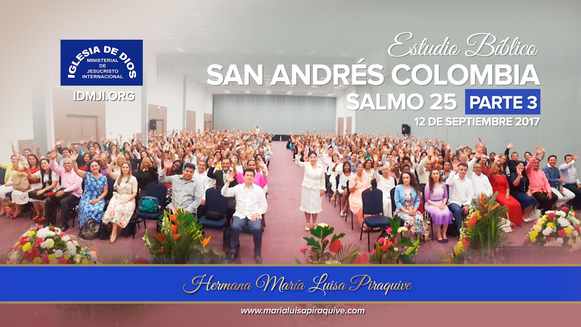 Estudio bíblico: San Andrés (Parte 3)