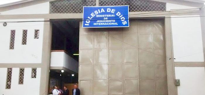 Traslado temporal: Iglesia de la Virginia, Risaralda (Colombia)