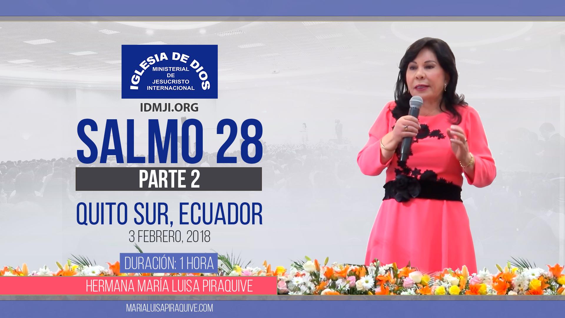 Salmo 28 Parte 2