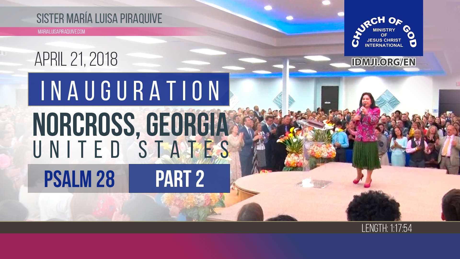 Inauguration Norcross, Georgia, United States (Part 2)