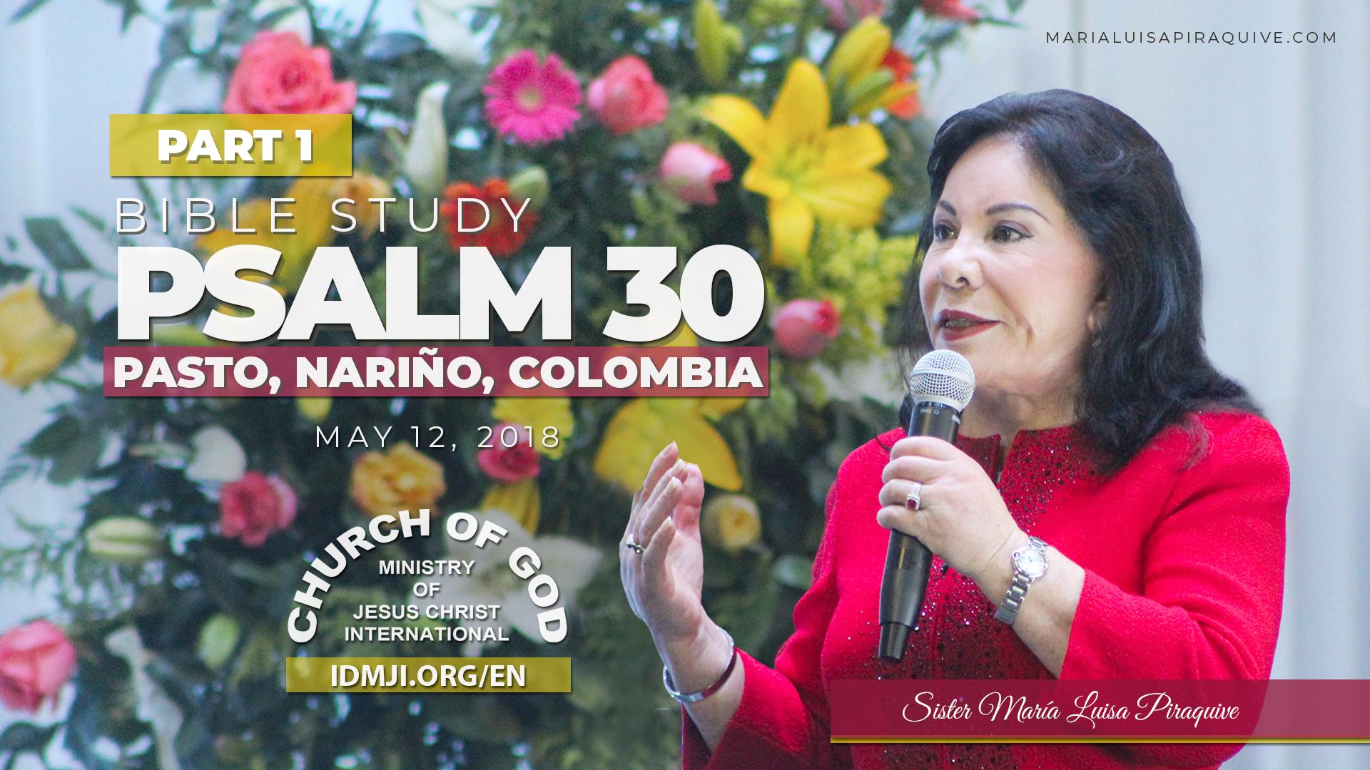 Psalm 30 part 1