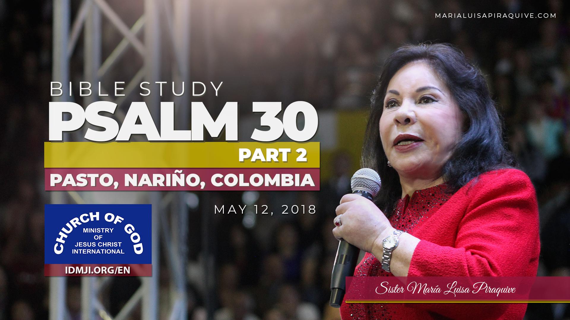 Psalm 30 Part 2