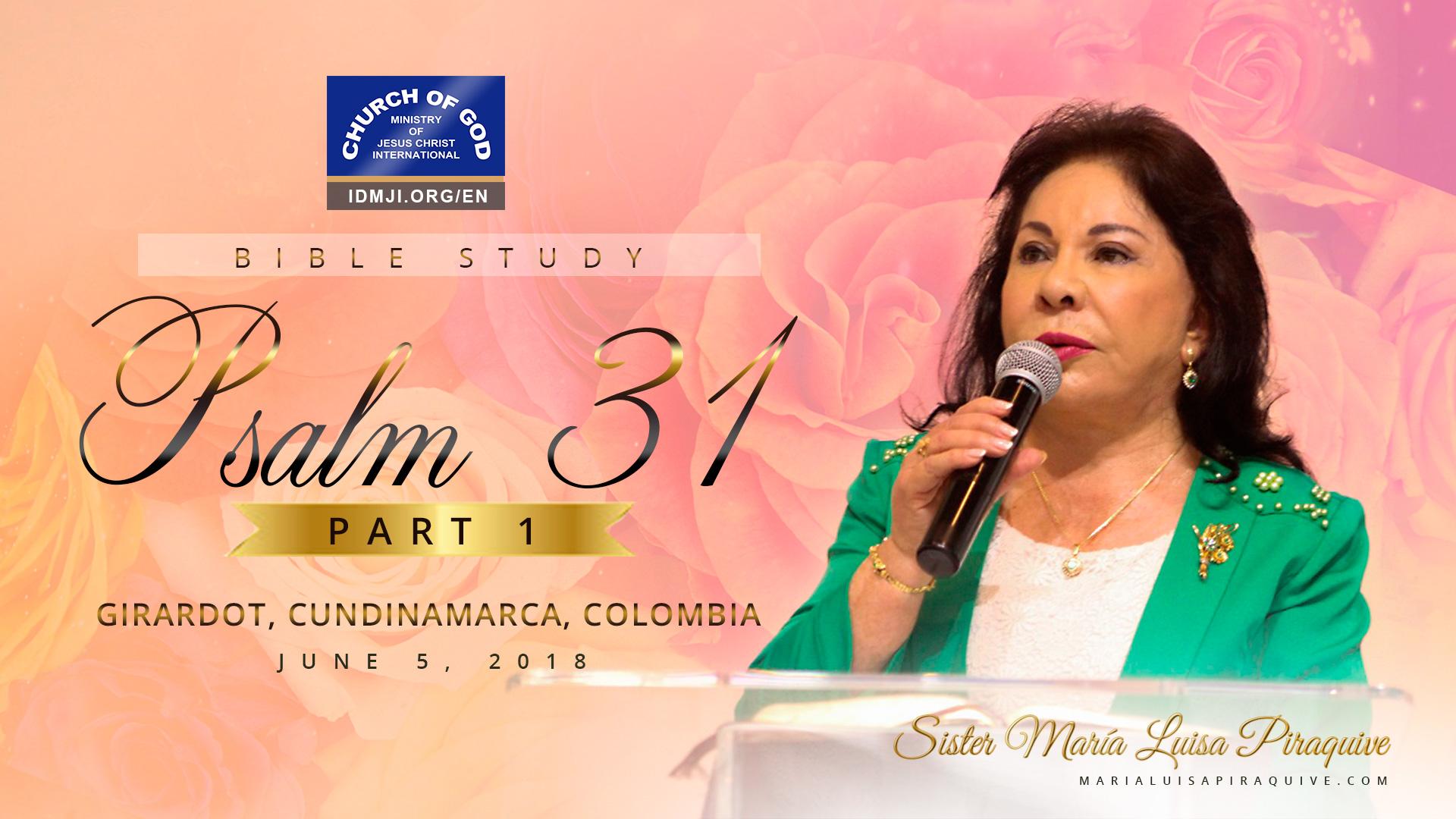 Psalm 31 part 1