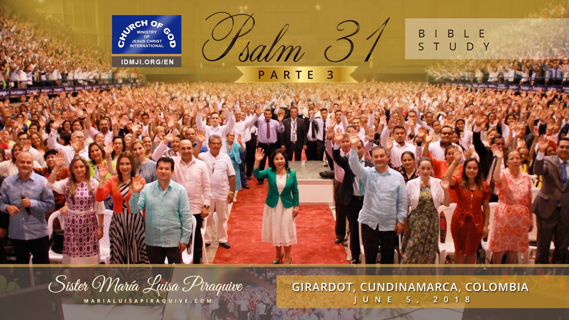 Psalm 31 Part 3
