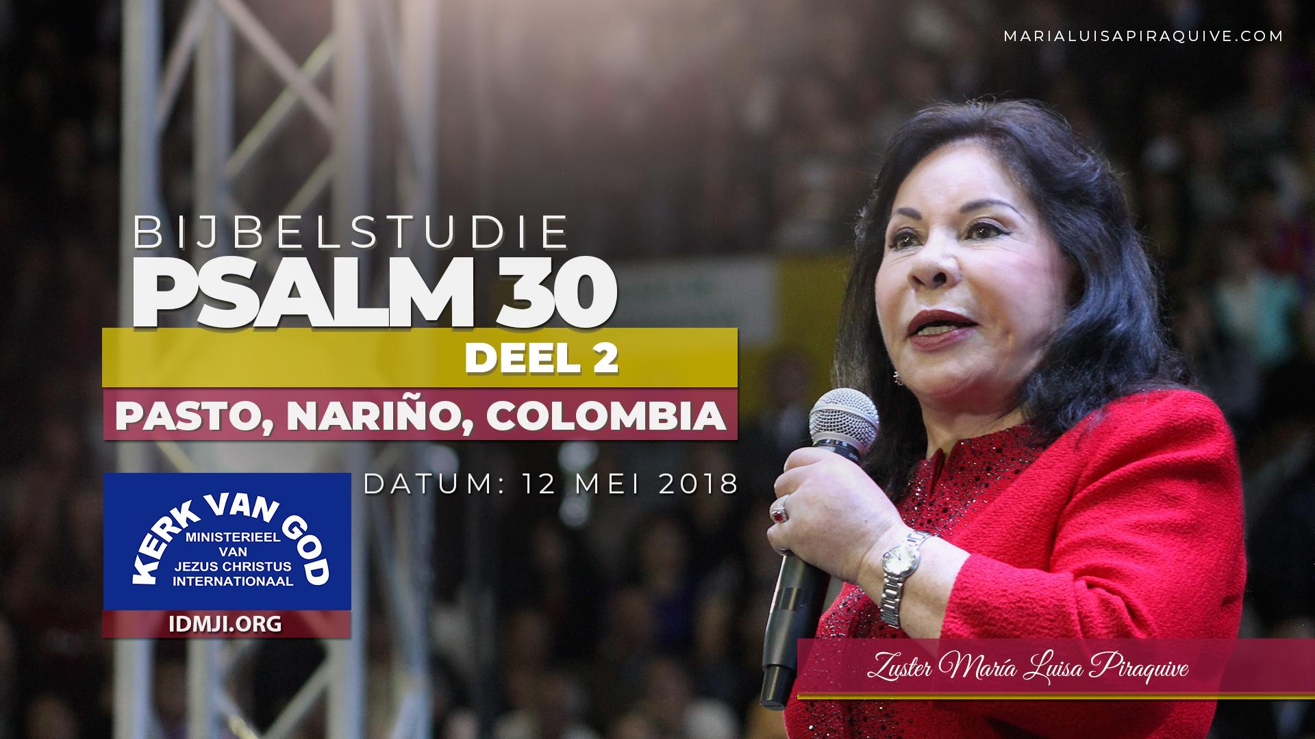 Psalm 30 Deel 2