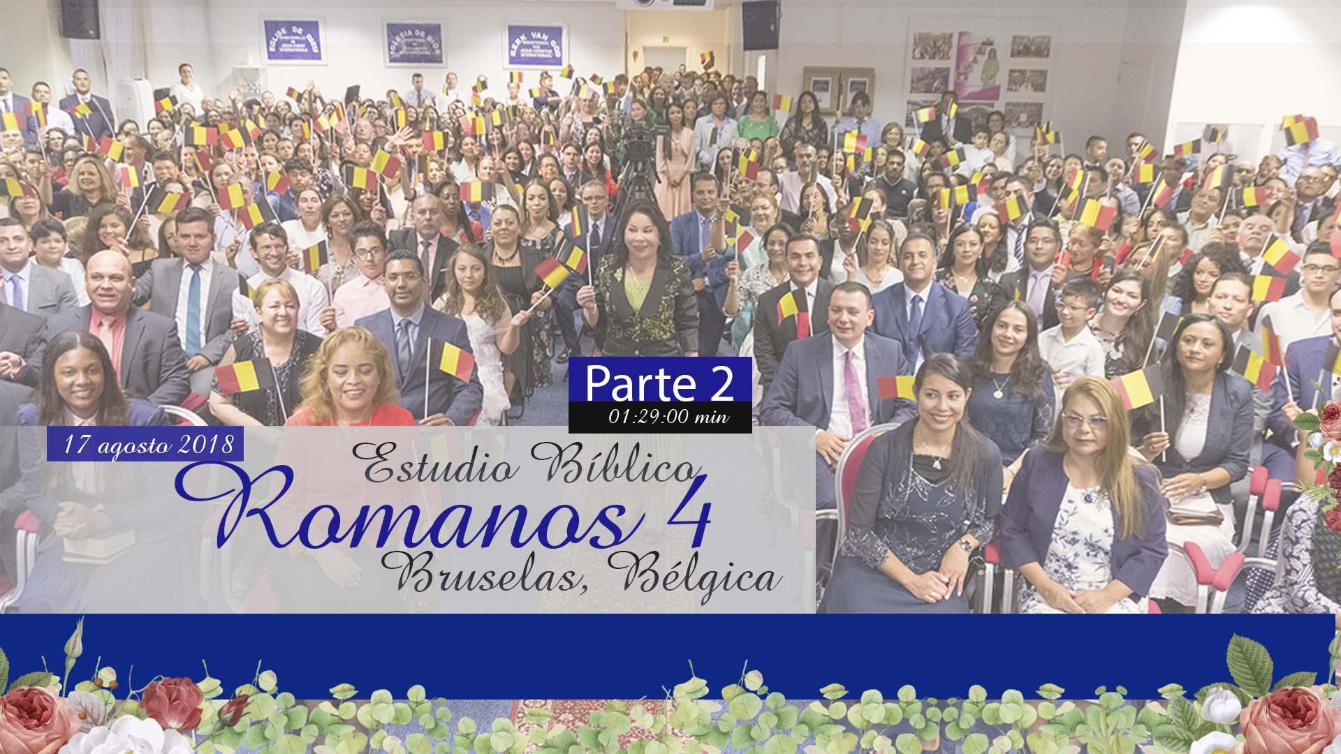 Romanos 4 – Parte 2