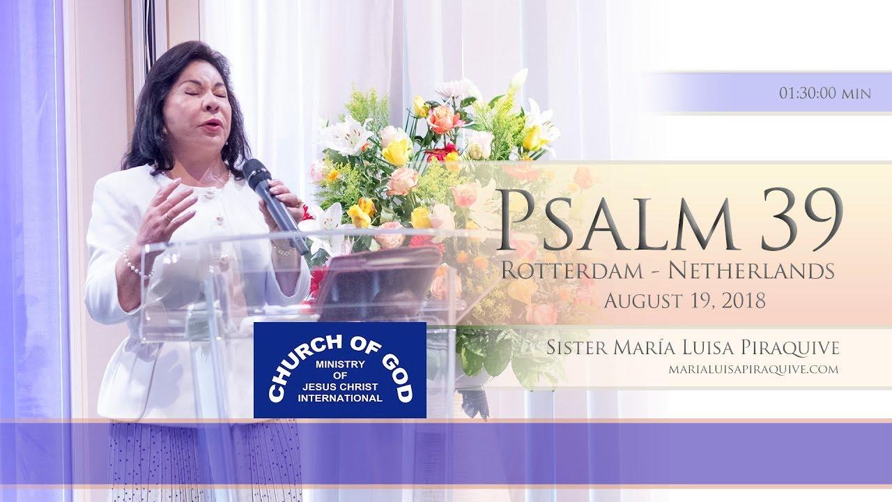 Psalm 39 – Part 1