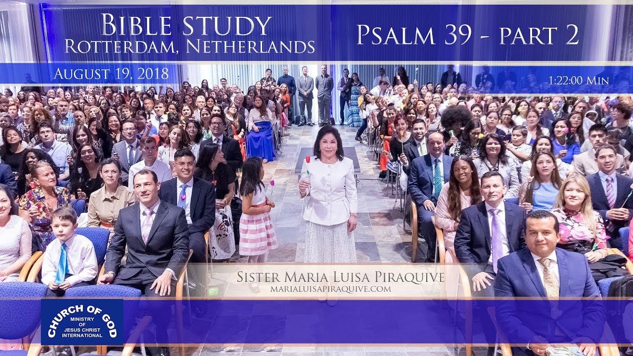 Psalms 39 – Part 2