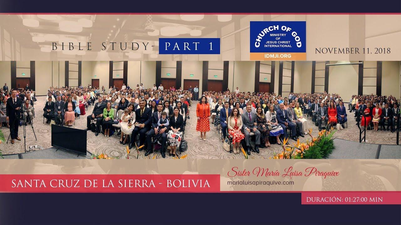 Psalm 43 & 44, Part 2 – Santa Cruz de la Sierra, Bolivia