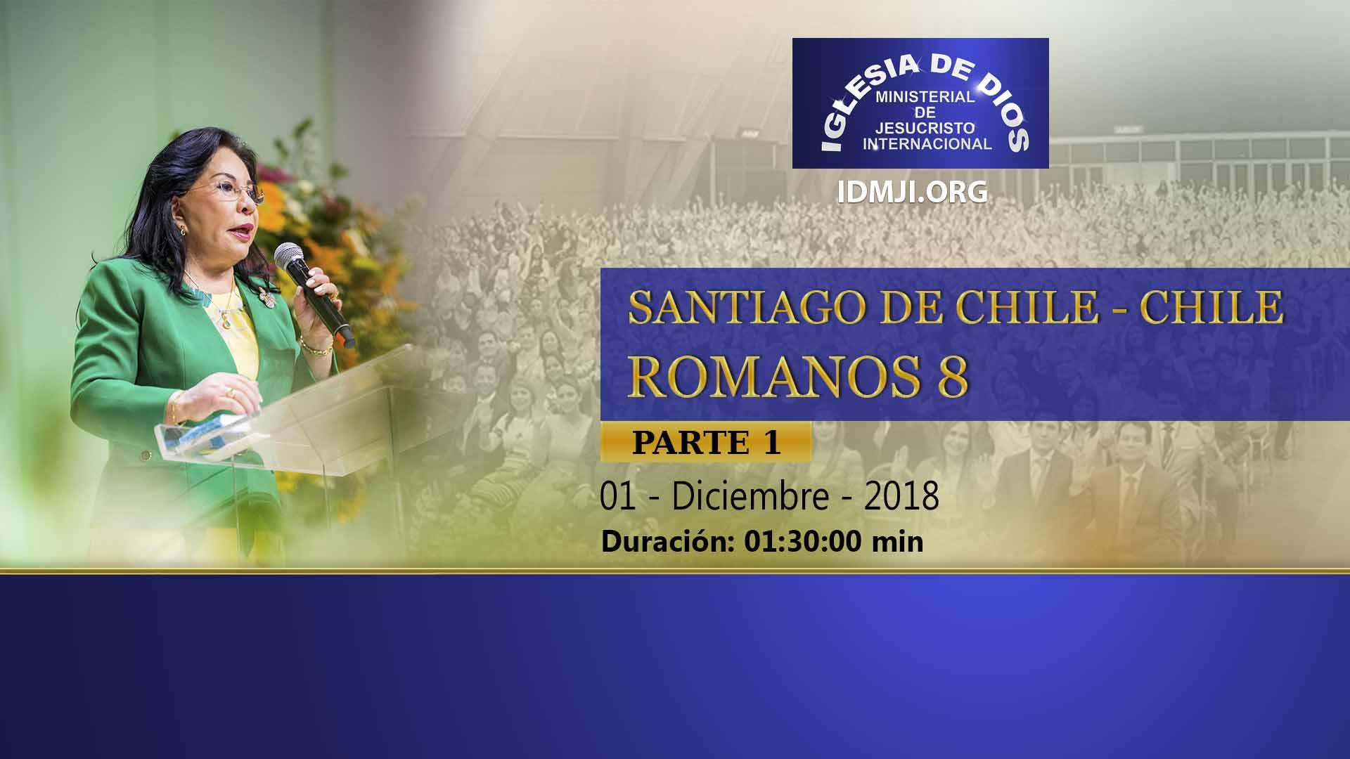 Romanos 8 – Parte 1
