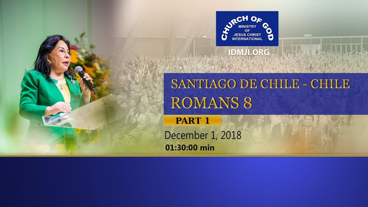 Romans 8, Part 1
