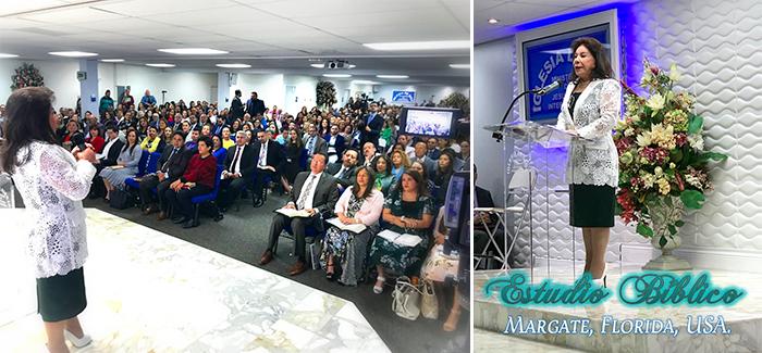 Sister Maria Luisa's Visit to Margate, Florida, USA – January 21, 2020