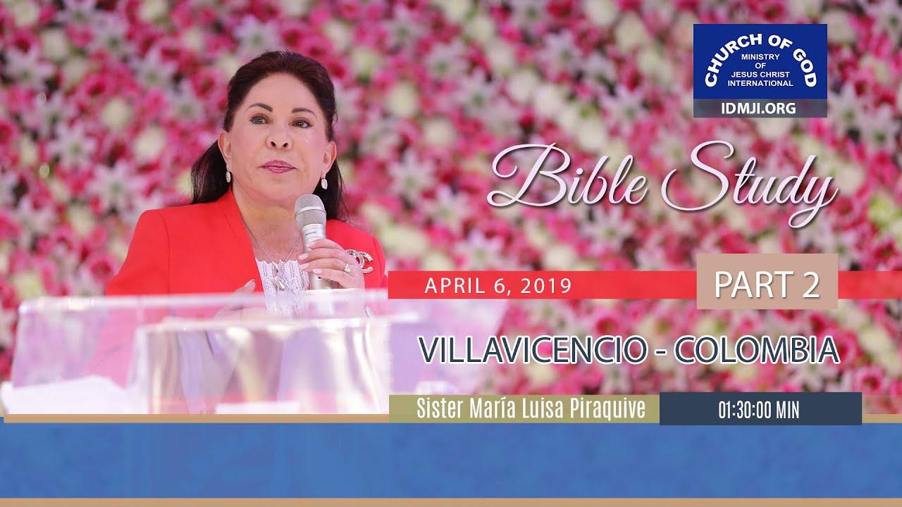 Bible Study in Villavicencio, Colombia – Part 2