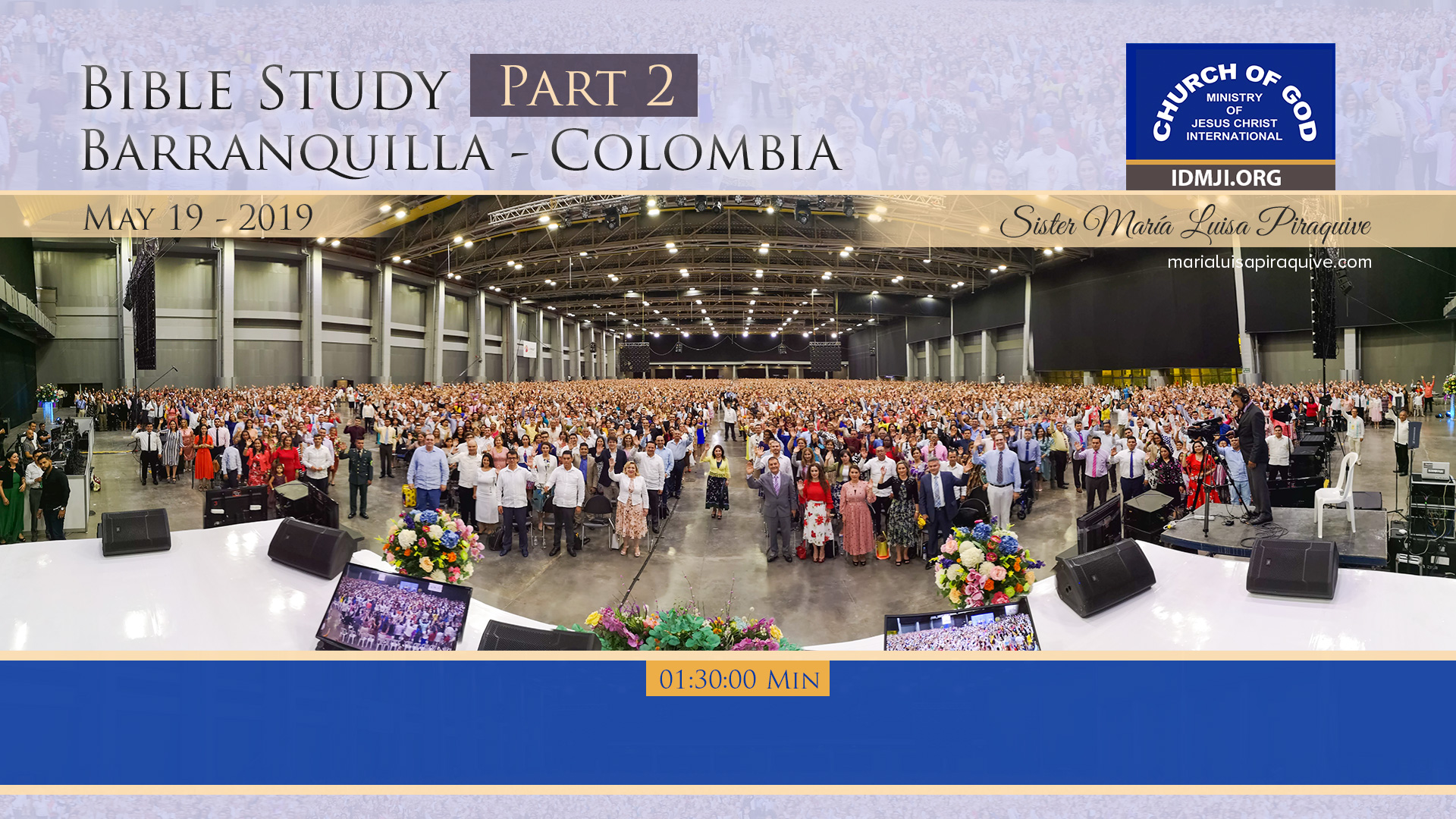 Bible Study in Barranquilla, Colombia – Part 2