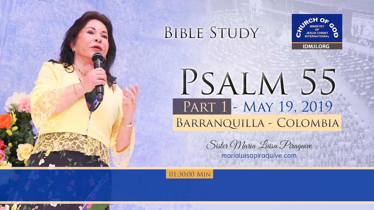 Psalm 55 – Part 1